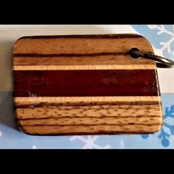 Craft Kerchain Other - New Craft  Keychain Beautiful Wood Men or Women